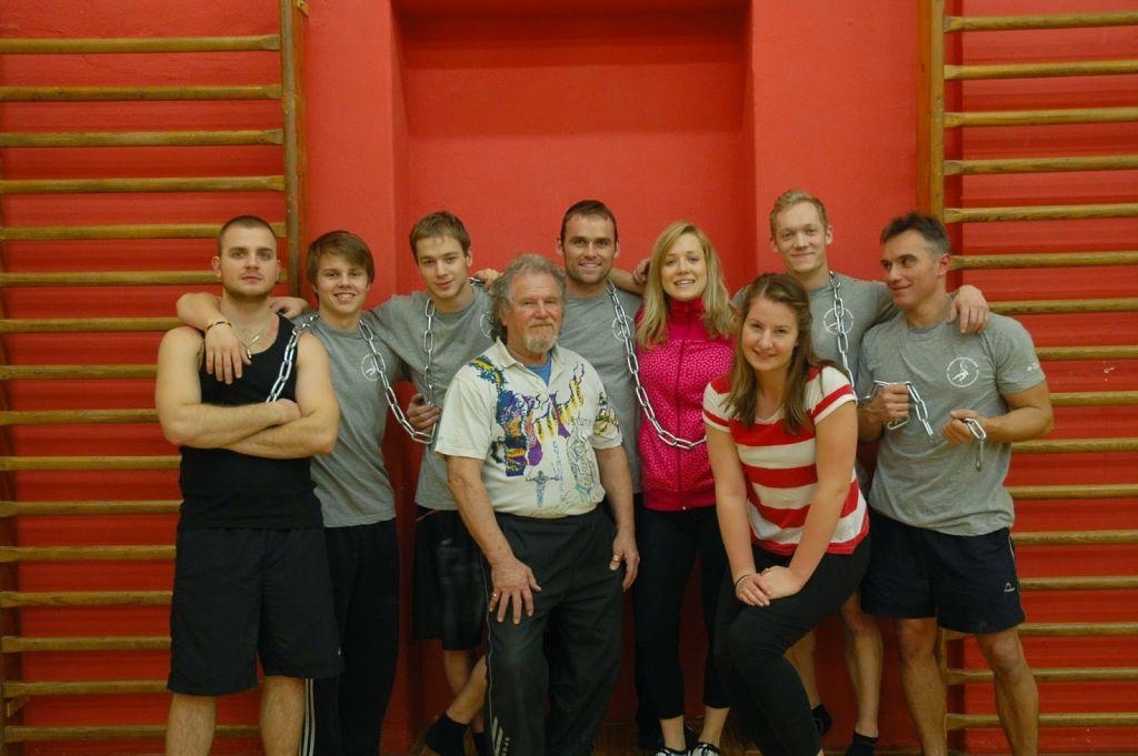 Všestrannost: Vánoční mikulášský závod v gymnastice @ tělocvična Sokol Libčice | Libčice nad Vltavou | Česko